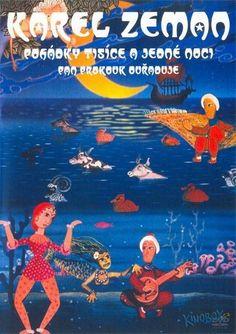 Plakát 1/3 k filmu Pohádky tisíce a jedné noci (1974) | Kinobox.cz