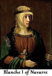 Blanche I of Navarre