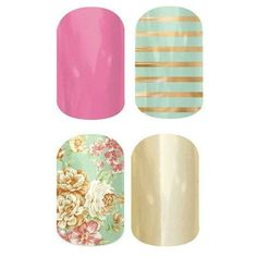Fun nails ❤ liked on Polyvore featuring beauty products, nail care, makeup and nail polish