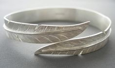 silver bracelet...i think i have to give up and find something different...kind of like this.