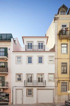 Casa em Rato,© Francisco Nogueira