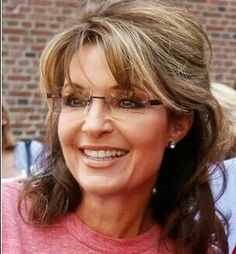 Sara Palin, because she isn't afraid to speak her mind, and she loves America.