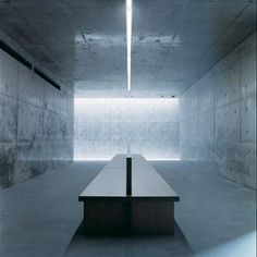 Chichu Art Museum and Art House Project by Tadao Ando