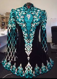 **Prodigy**Irish Dance Solo Dance Costume**