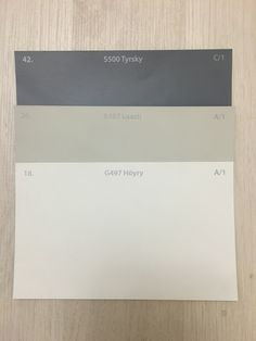 Tikkurila Tyrksky, Laasti ja Höyry - seinämaalit Paint Colors For Home, House Colors, Color Combinations, Color Schemes, Plant Wall, Scandinavian Home, Dream Bedroom, Thing 1, Color Inspiration