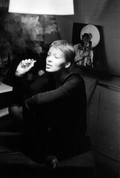 Nico, photographed by Jean Loup Sieff, 1956 Robert Doisneau, Jean Loup Sieff, Ali Macgraw, Photo Star, Today In History, Portraits, Beatnik, Catherine Deneuve, French Photographers