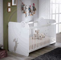 Babybett Amelie #baby #babybett