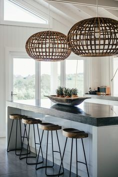 home decor kitchen design grove Byron Bay Source by woodlandcabinetry Decor contemporary Home Interior, Kitchen Interior, Interior Design, Kitchen On A Budget, Home Decor Kitchen, Country Kitchen, Kitchen Ideas, The Grove Byron Bay, Minimalist Decor