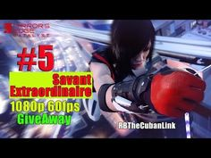 Mirror's Edge Catalyst | PS4 | Gameplay | Episode 5 - Giveaway - YouTube
