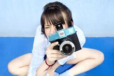 Diana Instant Square Lomography Instant, Fuji Instax, Instant Camera, Diana, Film, Beautiful, Movie, Movies, Film Stock