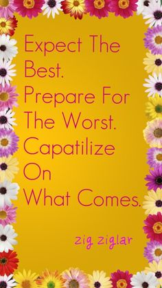 Zig - Capitalize on What Comes