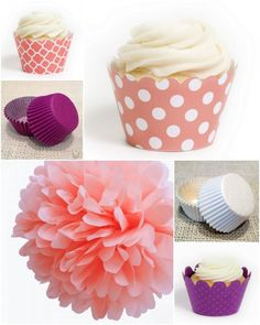 Summer Cupcakes & Summer Cupcake Decorating Ideas « Couture Cupcakes by Dress My Cupcake™