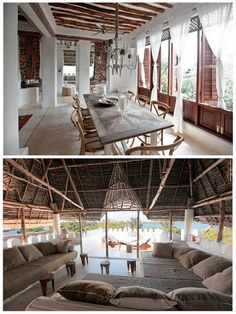 Only recently did I discover the beautiful Lamu style interiors and I got so excited when I saw the stunning environment, gorgeous homes wit.