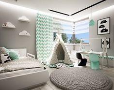 Pokoik dla chłopca 15 m2