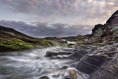 Interseting landscape by Ed King