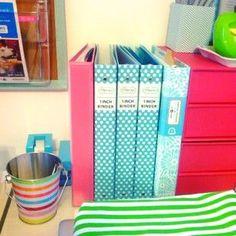 Setting up and organizing finances