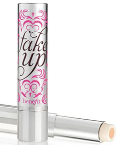 Concealer by benefit cosmetics available at Sephora. This is the best stuff I have ever used. Hides blemishes while moisturizing your skin.