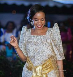 Beautiful Ugandan bride##love African Traditional Wear, Traditional Fashion, Traditional Dresses, Traditional Wedding, African Attire, African Wear, African Dress, African Style, Pastries
