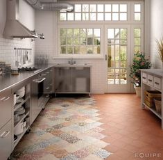 Cozinhas rústicas por Equipe Ceramicas - homify / Equipe Ceramicas