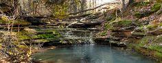 Greenleaf State Park Oklahoma