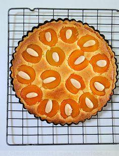 Aprikosen-Tarte/Apricot Tarte