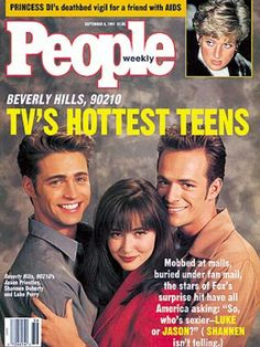 I remember taking this issue to Regis to get my hair cut like Brenda!