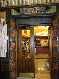 Art Deco Imperial Hotel: Reception