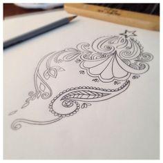 Illustration in progress
