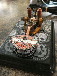Custom Tattoo Foot Switch