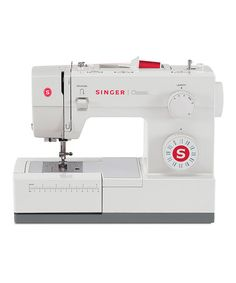 Loving this Classic Heavy-Duty Factory-Serviced Sewing Machine on #zulily! #zulilyfinds