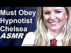#Hypnosis: #Hypnotist Chelsea's direct command experiment. Will you obey...