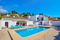This villa has a last minute offer: 10% off, if your stay starts before the 19-04-2021. Book now and benefit of the best rates. Costa, Benefit, Spanish, Villa, Book, Holiday, Style, Swag, Vacations