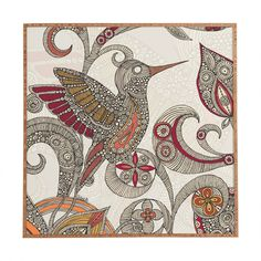 Valentina Ramos Flying Framed Wall Art | DENY Designs Home Accessories