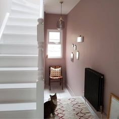 """Little Greene on Instagram: """"Light Peachblossom is a rather exclusive colour once used in the Royal Pavilion, Brighton and in the dining room of the Regency Town House.…"""""""