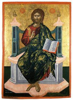 Demut Jetzt!: Christus Pantokrator