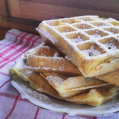 Food   https://instagram.com/aria.cerera/   #foodporn #food #luch #waffles  #kitchen #ilovecokingandbaking #bestfoodever