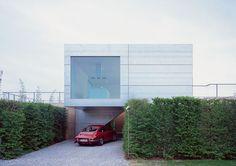 Haus der Gegenwart, Munich, Germany | Allmann Sattler Wappner Architekten | Photo by Florian Holzherr