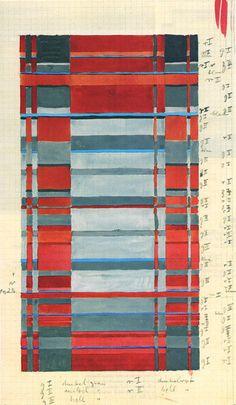 Gunta Stölzl - Bauhaus Master - This needs to be a quilt in my house