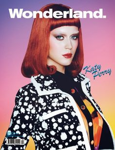 Katy Perry by Christian Oita for Wonderland Magazine Summer 2015