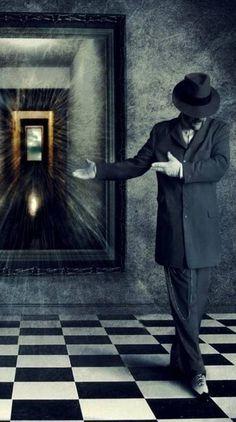 The checkered world of freemasonry. Masonic Art, Masonic Lodge, Masonic Temple, Masonic Symbols, Illuminati, Warrior Of The Light, Alchemy Art, Esoteric Art, Occult Art