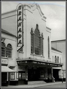 Granda cinema - Walthamstow- What a great venue a shame it was closed down before it's time