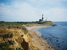 montauk | Beaches, history, and angling opportunities abound in Montauk.