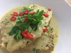 Thai Green Curry Chicken and Zucchini Meatloaf | fastPaleo Primal and Paleo Diet Recipes