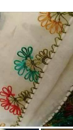 This Pin was discovered by Hül Crewel Embroidery, Embroidery Techniques, Tatting, Needlework, Elsa, Diy And Crafts, Lace, Creative, Flower Decoration