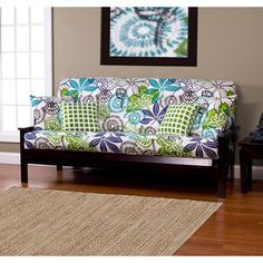 Bali Full-size Futon Cover   Overstock.com Shopping - Big Discounts on Other Slipcovers