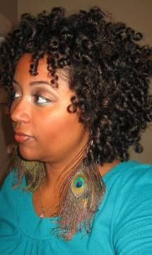 A Dry Twist-Out Regimen | Curly Nikki | Natural Hair Styles and Natural Hair Care
