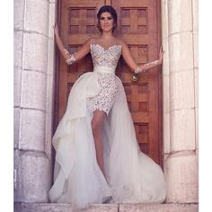 The Jessica Rabbit of wedding dresses   Wedding Dresses   Pinterest ...