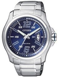 Citizen Eco-Drive Blue Dial Watch #AW1350-59M