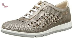 Pikolinos Sevilla W1m_v17, Sneakers Basses Femme, Argent (Stone), 38 EU - Chaussures pikolinos (*Partner-Link)