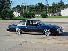 1986 Buick Regal Lowrider
